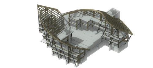 nowoczesne konstrukcje z drewna